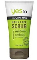 Yes To Natural Man Daily Face Scrub