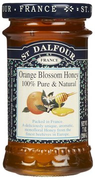 St. Dalfour Orange Blossom Honey, 7 oz