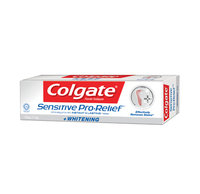 Colgate® SENSITIVE PRO-RELIEF™ + WHITENING Toothpaste