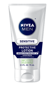 NIVEA for Men Sensitive Protective Lotion