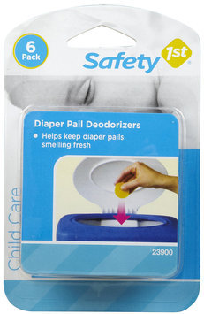 Safety 1st Diaper Pail Deodorizers - 6-Pack