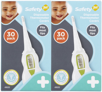Safety 1st Disposable Digital Thermometer Covers, 60 ct