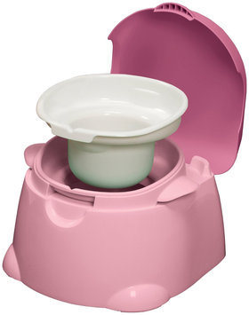 Safety 1st Comfy Cushy 3-in-1 Potty - Pink