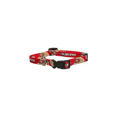 Doggie Nation.com San Francisco 49ers Dog Collar Medium