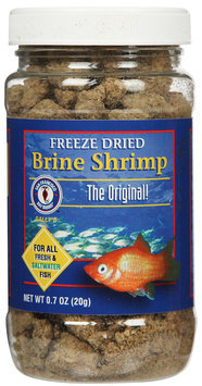 San Francisco Bay Brand ASF71109 Freeze Dried Brine Shrimp 20Gm