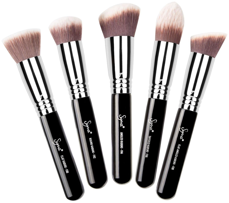 Sigma Beauty Sigmax Kabuki Kit - 5 ct