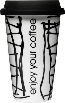 Sagaform Take Away Mug - Enjoy Your Coffee
