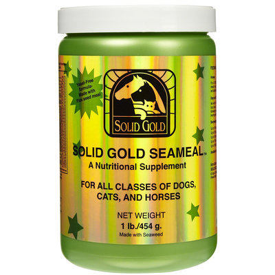 Solid Gold Supplements Seameal Powder