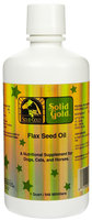 Solid Gold Supplements Flaxseed Oil