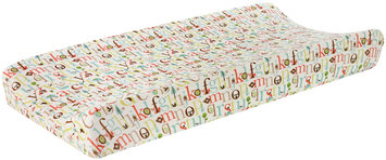 Skip Hop Changing Pad Cover Alphabet Zoo