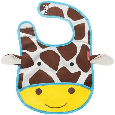 Skip Hop Zoo Tuck Away Bib Giraffe 232116
