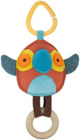 Skip Hop - Giraffe Safari Stroller Toy - Parrot