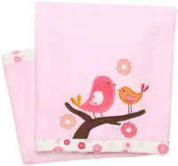 Skip Hop Springtime Birdie Plush Blanket - 1 ct.