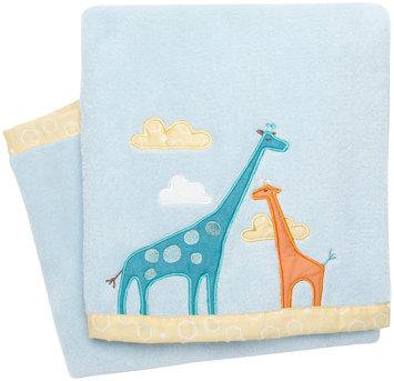 Skip Hop Giraffe Safari Plush Blanket - 1 ct.