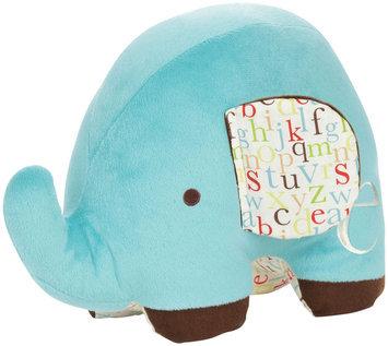 Skip Hop Nursery Plush Elephant- Alphabet Zoo