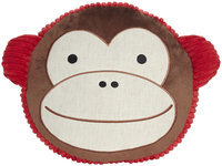 Skip Hop Zoo Throw Pillow Monkey - 1 ct.