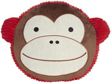 Skip Hop Zoo Throw Pillow Monkey - 1 ct.