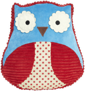 Skip Hop Zoo Throw Pillow- Owl