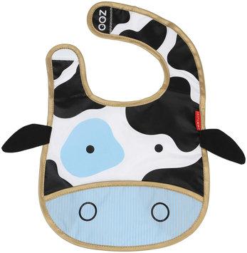 Skip Hop Zoo Bib - Cow - Unisex - 1 ct.