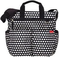 Skip Hop - Duo Signature Connected Dot (Black/White) Diaper Bags