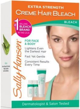 Sally Hansen® Extra Strength Creme Hair Bleach for Face & Body