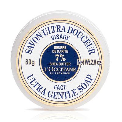 L'Occitane Shea Butter Ultra Rich Face Soap
