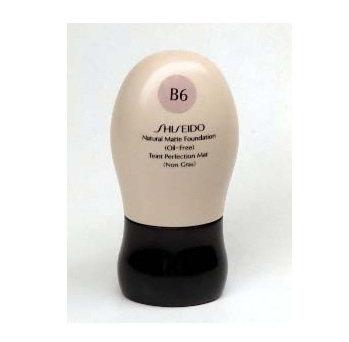 Shiseido Natural Matte foundation Oil Free