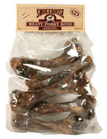 Smokehouse Porky Bones Dog Treat 5ct