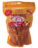 Smokehouse 100% Natural Chicken Barz Dog Treats - 16 oz