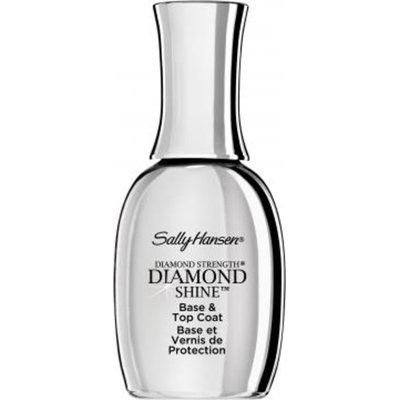 Sally Hansen® Diamond Shine Base & Top Coat