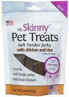 My Skinny Pet Chicken & Rice Jerky Treats - 5.5oz