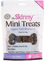 My Skinny Pet Mini Treats - Yogurt and Blueberry