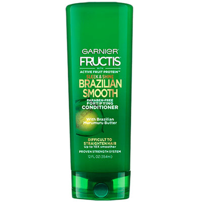 Garnier Fructis Sleek & Shine Brazilian Smooth Conditioner