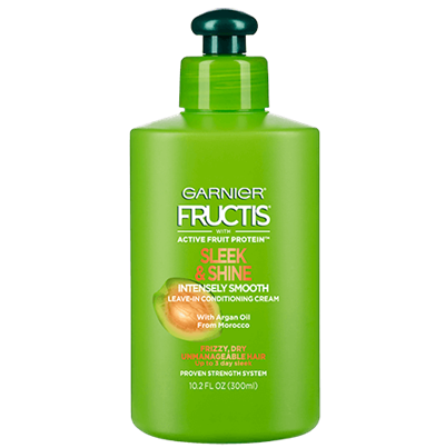 Garnier Fructis Sleek & Shine Intensely Smooth Leave-In Conditioning Cream
