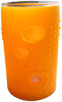 Silikids Siliskin Glass Cup with Silicone Sleeve - Tart - 1 ct.
