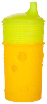 Silikids BPA Free Siliskin 8 oz Bottle - Pink