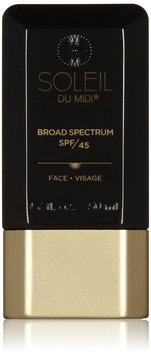 Soleil Toujours Soleil du Midi 100% Mineral Face Sunscreen SPF 45