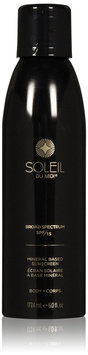 Soleil Toujours Soleil du Midi Mineral Based Sunscreen Continuous Mist SPF 15
