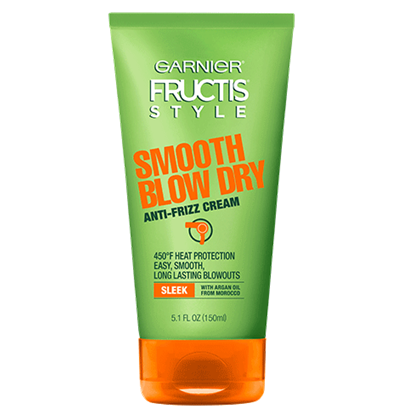 Garnier Fructis Style Smooth Blow-Dry Anti Frizz Cream