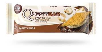 QUEST NUTRITION S'Mores Protein Bar