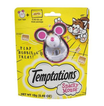 TEMPTATIONS™ Snacky Mouse Cat Toy