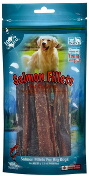 Snack 21 Salmon Fillet for Large Dogs