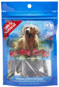 Snack 21 Herring Strips Dogs