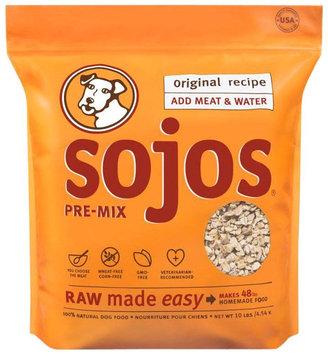 Sojourner Farms 10 lb. bag Sojos Original Dog Food Mix