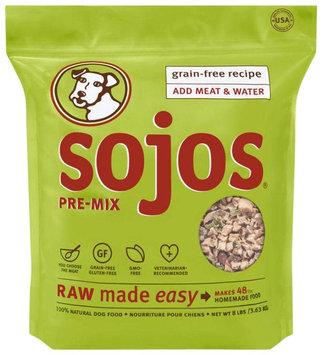 Sojourner Farms 2 lb. bag Sojos GrainFree Dog Food Mix