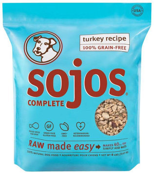 Sojos Complete Turkey Dog Food