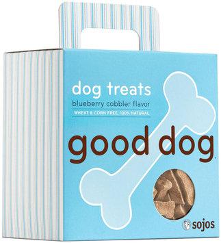 Sojos 90408 Good Dog Treats - Blueberry Cobbler 8 Oz.