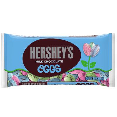 Hershey's Solid Milk Chocolate Eggs