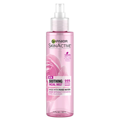 Garnier SkinActive Soothing Facial Mist with Rose Water