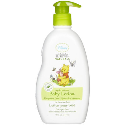 Disney Baby Lotion Fragrance Free - 15 fl oz